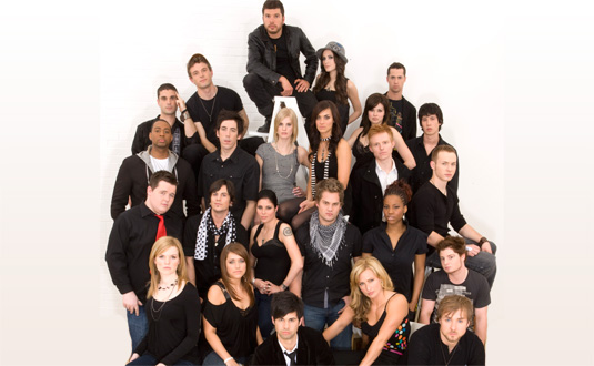 Canadian Idol Season 6 Top 24