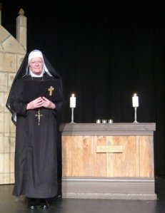 Judy Pace as Mother Abbess