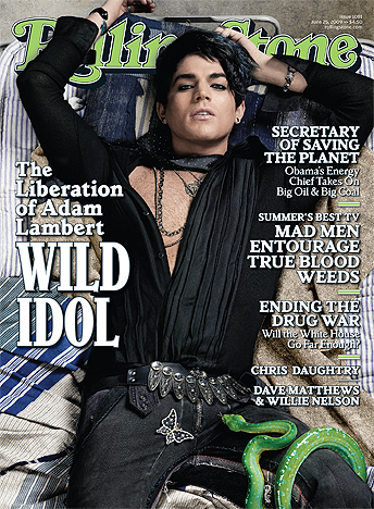 Adam Lambert Rolling Stone Interview