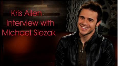 Kris Allen Idolatry Interview