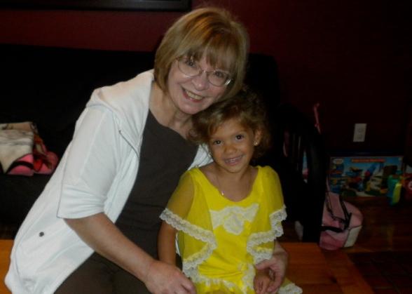 Kyra and Nonni