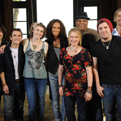 Alicia Keys and the Top 7