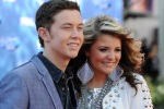 American Idol Season 10 Runner-Up Lauren Alaina and Winner Scotty McCreery