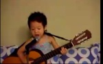 Toddler Performing The Beatles' Song Hey Jude On YouTube.Com
