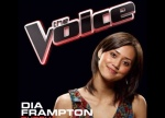 Dia Frampton, The Voice