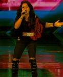 Jazzlyn Little, Audtion #1, The X Factor Season One