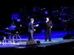 Fernando Varela and David Foster In Las Vegas
