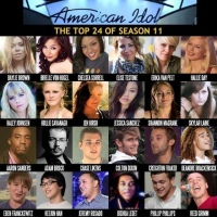 Spoiler Alert For West Coast: American Idol Season 11 Top 24 Singers Become 25. But Who?