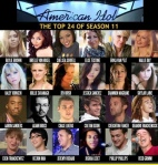 American Idol Season 11 Top 24