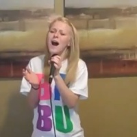 Hollie Cavanagh: Singing The Juice Out Of Adele's Rolling In The Deep