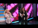 Hollie Cavanagh and DeAndre Brackensick Top 8 American Idol Season 11
