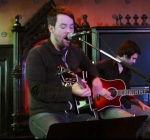 David Cook Performing From Here To Zero At The Foundation Room In Las Vegas on April 27th, 2012.