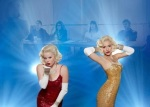 Smash Stars Megan Hilty and Katharine McPhee