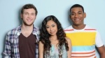 Top 3 of American Idol Season 11