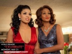"Whitney Houston and Jordin Sparks in ""Sparkle"""