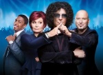 America's Got Talent Season 7 Judges Howard Stern,Sharon Osbourne, Howie Mandel and Host Nick Cannon