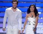 American Idol winner and runner-up, Phillip Phillips and Jessica Sanchez
