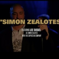 Lee Siegel As Simon Zealotes In Jesus Christ Superstar Rocks The House