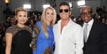 Season Two of The X Factor With Simon Cowell, LA Reid, Britney Spears, and Demi Lovato.
