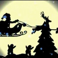 Alan Chang Captures The Magic Of Christmas Through His Beautiful Rudolph Arrangement