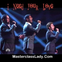 Tenor Group Forte Raises The Roof And The Judges At Radio City Music Hall