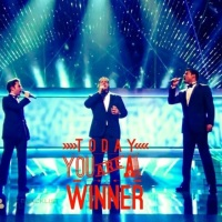 "Tenor Trio Forte Brings Down The America's Got Talent House With ""Caruso"""