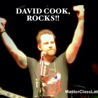 A MasterClass Moment:  David Cook's ShowStopping Response To Caleb Johnson