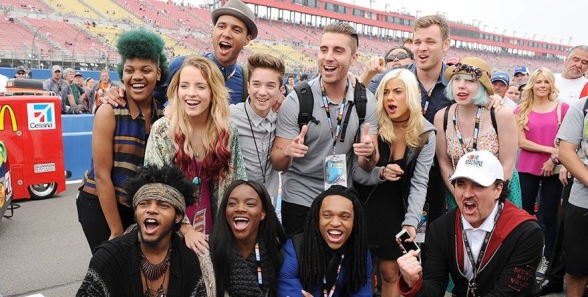 American Idol Season XIvV Top 11