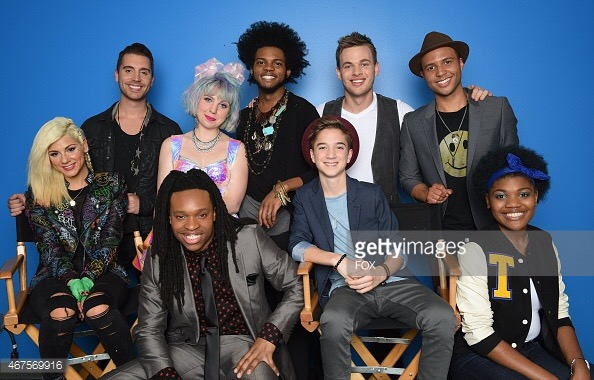 American Idol Season XIV Top 9 Singers