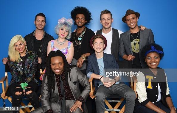 American Idol Season XIV Top 9 Singers