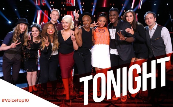 The Voice Season 8  Top  10 Singers