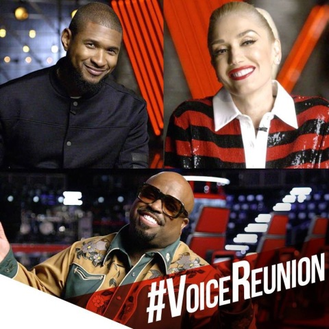 The Voice Season 8 Reunion