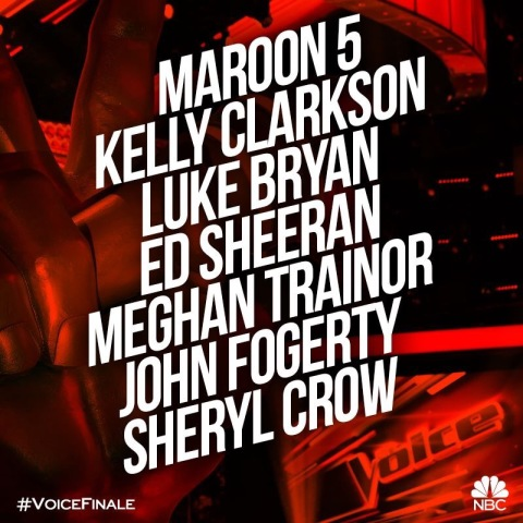 The Voice Season 8 Finale