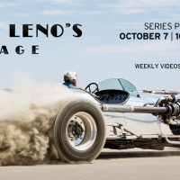 Jay Leno Is Back In PrimeTime With CNBC's Jay Leno's Garage
