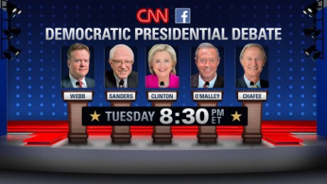 Democratic Presidential Debate 2015
