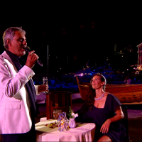 MasterClass Monday: Andrea Bocelli Sings A Gorgeous Version Of La Vie On Rose With Edith Piaf.