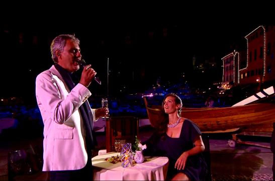 Andrea Bocelli Sings La Vie En Rose