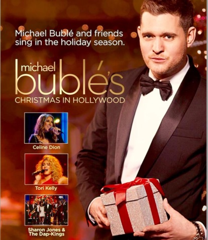 Michael Buble's Christmas In Hollywood Special