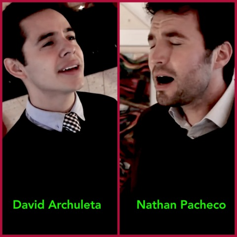 David Archuleta, Nathan Pacheco, The Prayer