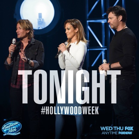 American Idol Season 15 Hollywood Week