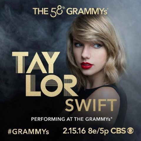 Grammy Awards, Taylor Swift