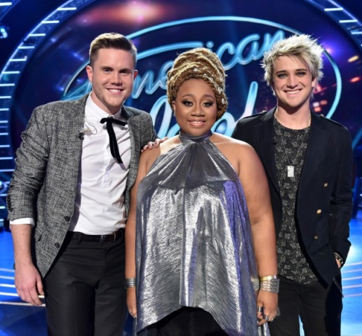 American Idol Season 15 Final 3 Performance Show
