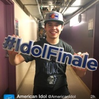 MCL Favorite Pictures From The American Idol Season 15 Finale Rehearsals.
