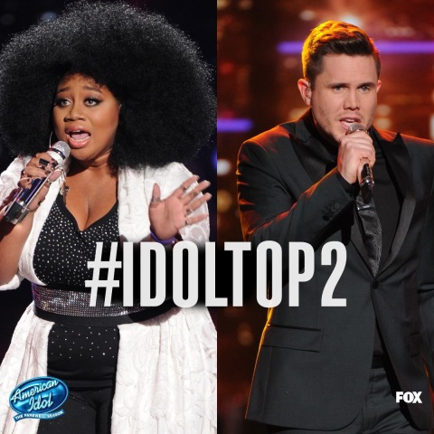 American Idol Season 15 Top 2 Finale
