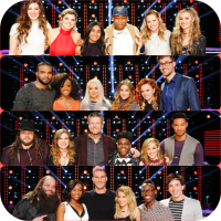 Vocal Masterclass Discussion For Season 10 Of The Voice: The PlayOffs Begin