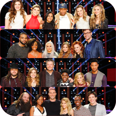 The Voice Season 10 PlayOffs