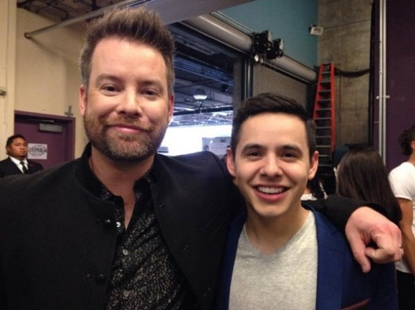 David Archuleta, David Cook