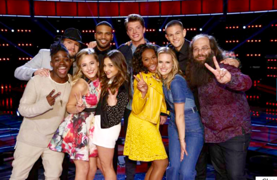 The Voice Season 10 Top 10