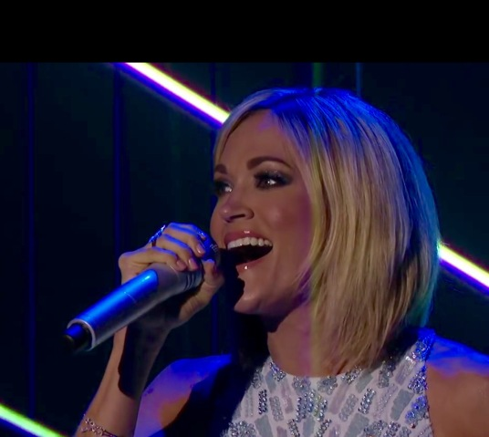 Carrie Underwood, Something In The Water