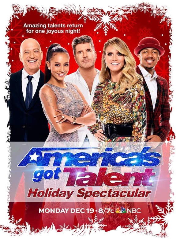 America's Got Talent Holiday Spectacular 2016